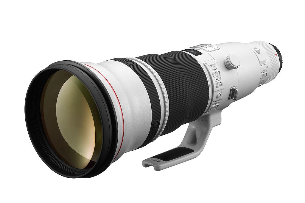 EF 600mm f/4L II IS